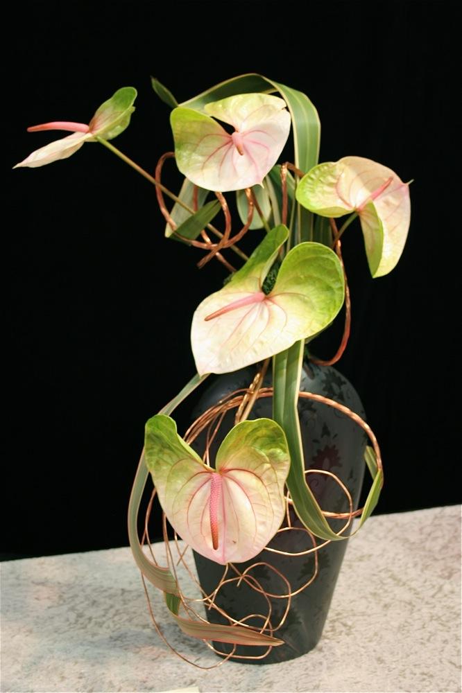 exposition de bouquets caen inspirations florales. Black Bedroom Furniture Sets. Home Design Ideas