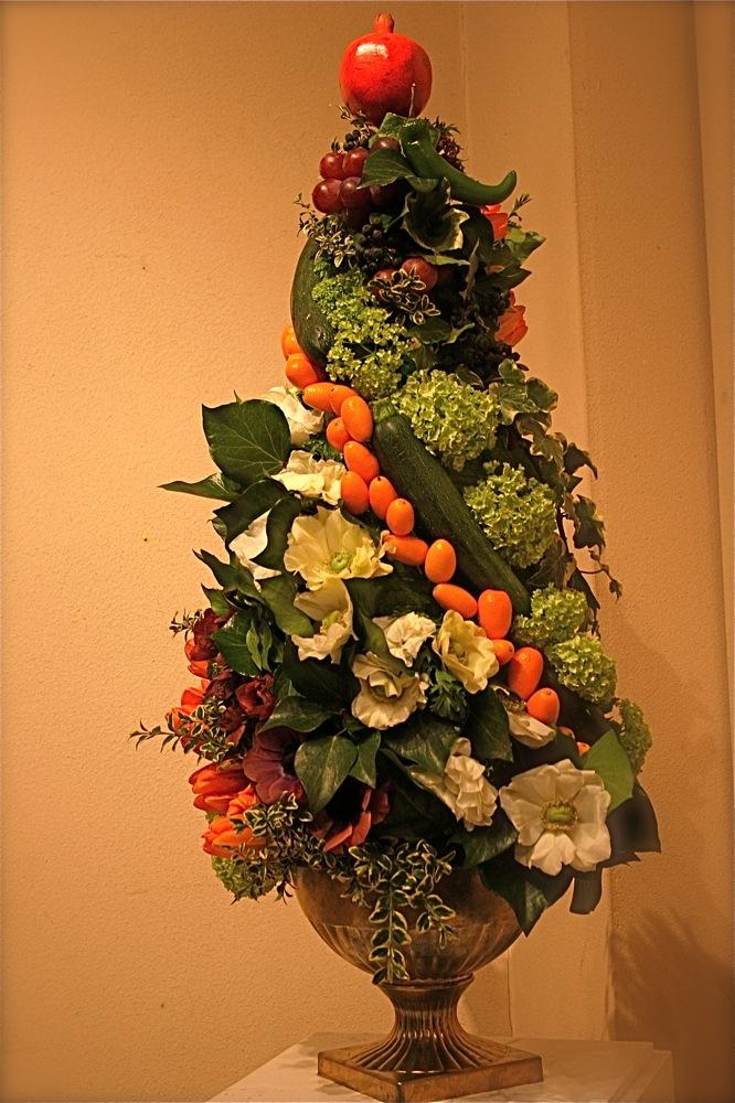 fruits fleurs et l gumes exposition versailles inspirations florales. Black Bedroom Furniture Sets. Home Design Ideas