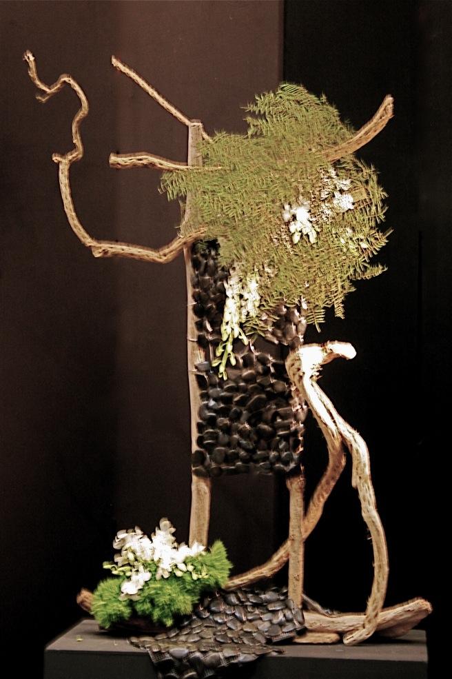 Les bouquets de florart64 paris inspirations florales for Bouquet bois flotte