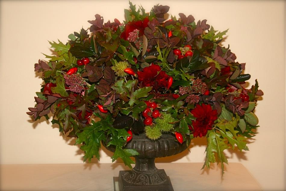 Favori Bouquets d'automne à Namur - Inspirations Florales CR98