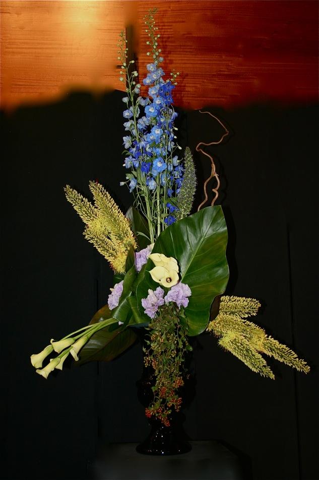 d monstration d 39 art floral inspirations florales. Black Bedroom Furniture Sets. Home Design Ideas