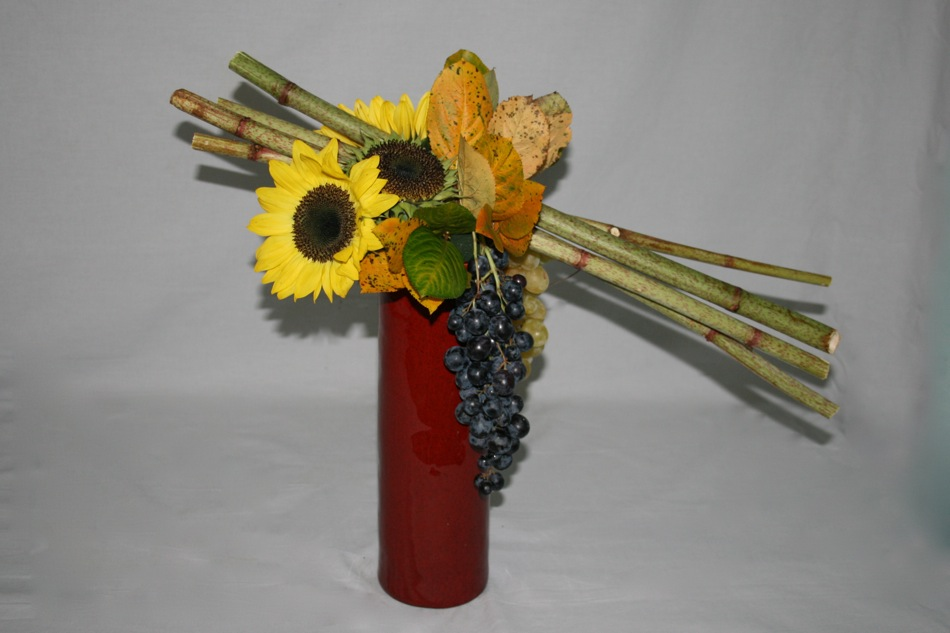 couleurs d 39 automne inspirations florales. Black Bedroom Furniture Sets. Home Design Ideas