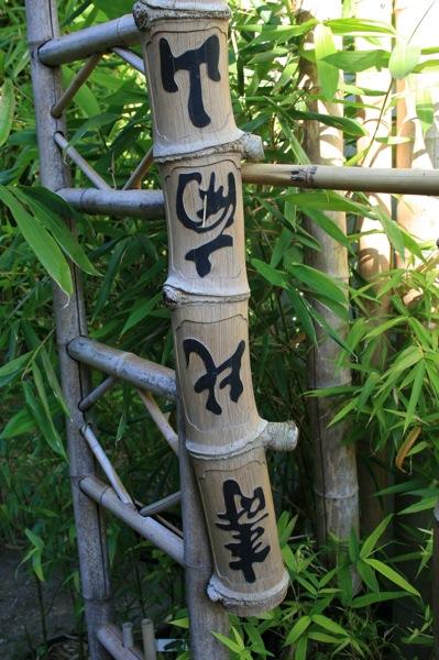 Le bois de bambou est très dur et très résistant, il a de nombreuses utilisations.