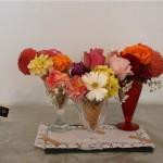 Les coupes peuvent ne pas être identiques et les fleurs variées.