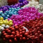 Les indispensables boules de toutes les couleurs sans lesquelles Noël ne serait pas Noël !