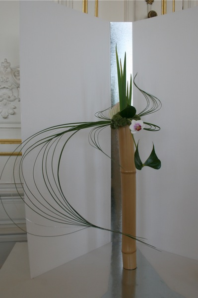 A la fran aise inspirations florales - Composition florale simple ...