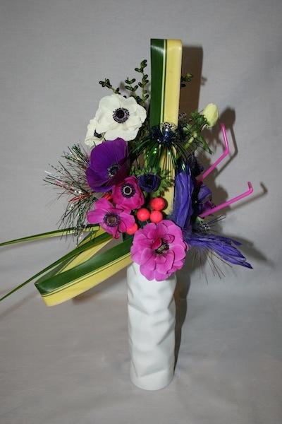 rose et violet inspirations florales. Black Bedroom Furniture Sets. Home Design Ideas