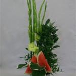 Chaque élément est travaillé en masse ou ligne; la pastèque peut être vernie afin de ne pas couler.