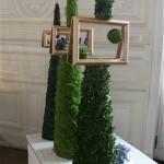La perspective est le thème de cette réalisation de Madame Van Lam Nguyen qui représente le génie du grand paysagiste.